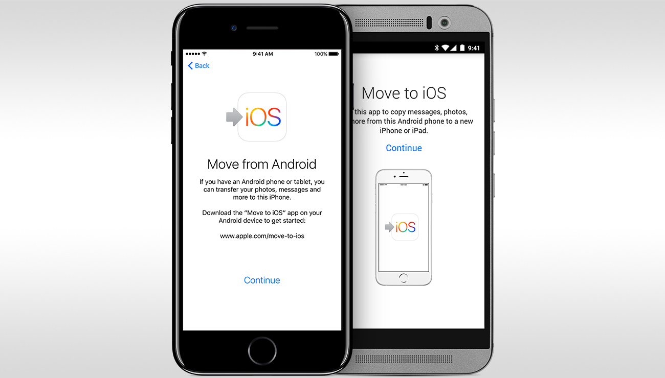 how to get android apps on iphone move from android to iphone or ipod touch apple 9578