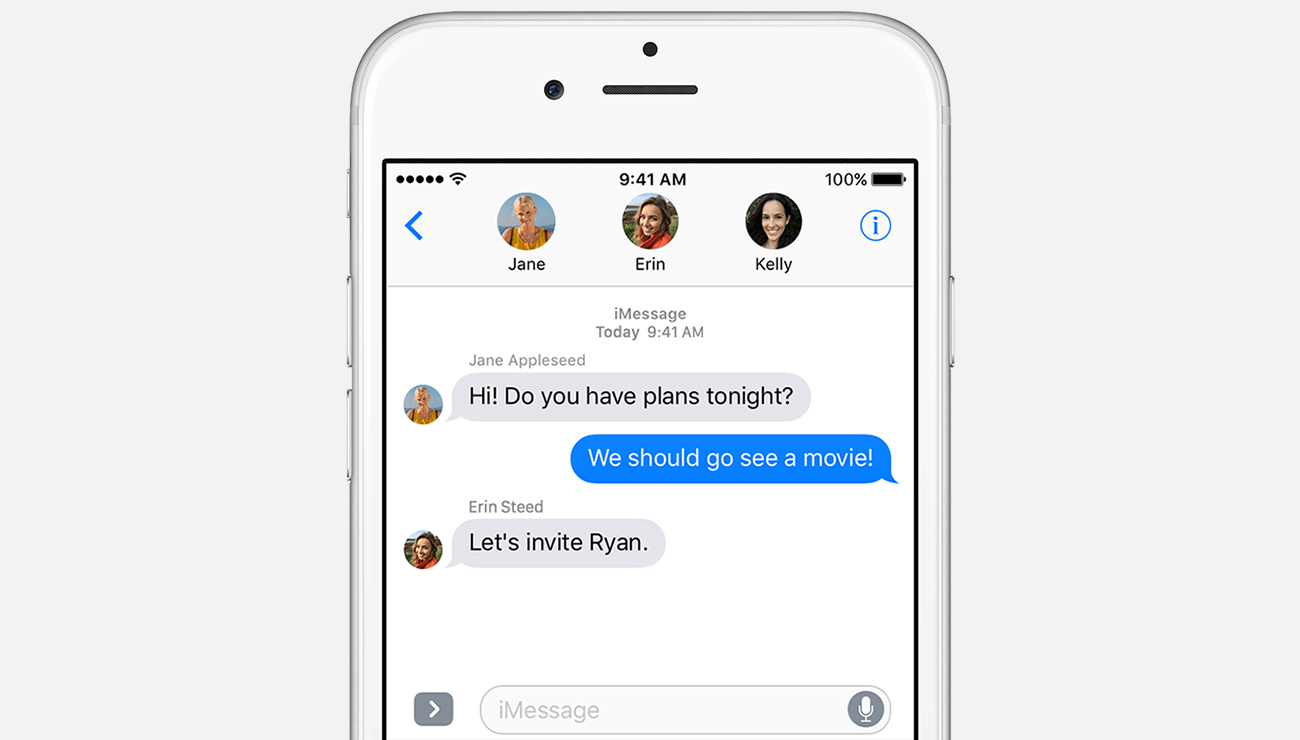 Send A Group Message On Your Iphone, Ipad, Or Ipod Touch  Apple Support