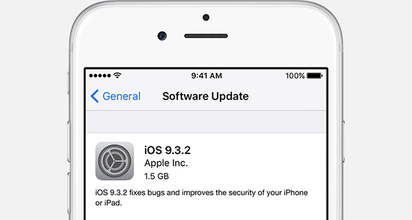 Update the iOS software on your iPhone, iPad, or iPod ...