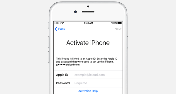 iphone linked to apple id if you can t activate your iphone or ipod touch 17666
