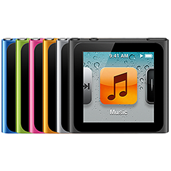 Ipod nano model a1320 preview youtube.